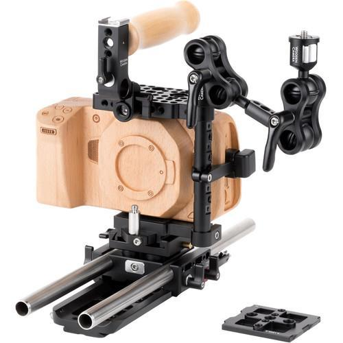 Wooden Camera Supports & Rigs Wooden Camera Unified Accessory Kit for Blackmagic Pocket Cinema Camera 6K/4K (Advanced)