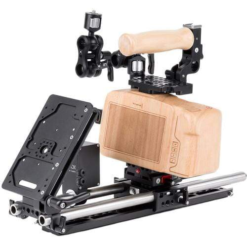Wooden Camera Supports & Rigs Wooden Camera Unified Accessory Kit for Blackmagic Pocket Cinema Camera 6K/4K (Pro)