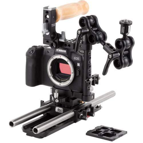 Wooden Camera Supports & Rigs Wooden Camera Unified Accessory Kit for Canon EOS R (Advanced)