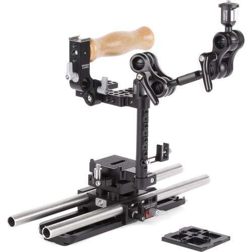 Wooden Camera Supports & Rigs Wooden Camera Unified Accessory Kit for Canon T7i/T6i (Advanced)