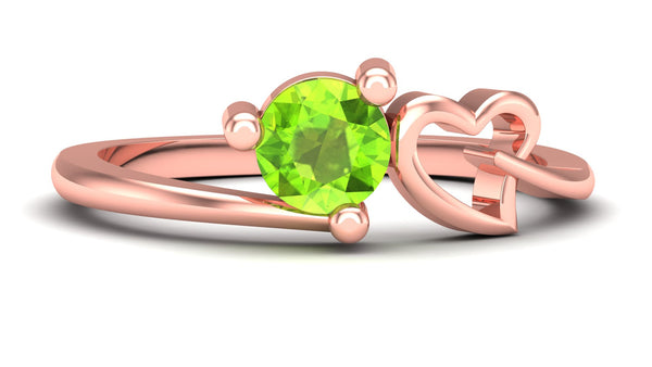 Rose Gold, Peridot