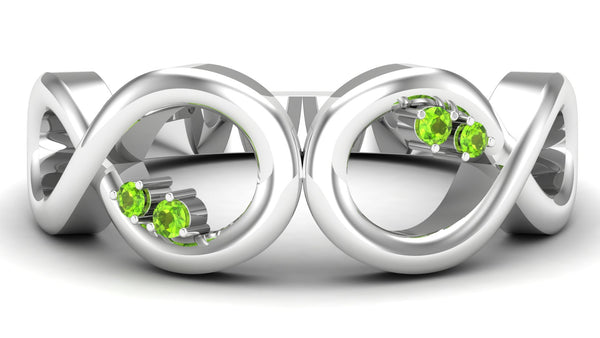 White Gold, Peridot