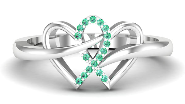 White Gold, Emerald
