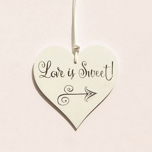 Love is sweet, love quote