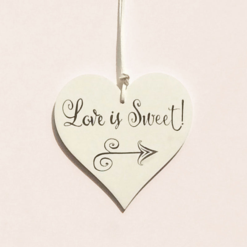 buy Love is Sweet | Love Makes The World Go Round for $11.95