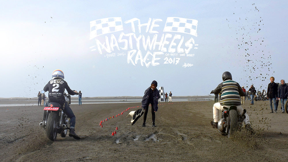 THE NASTY WHEELS RACE 2017