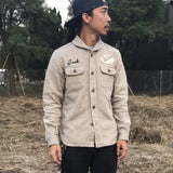 May club -【WESTRIDE】JACK SHIRTS -  H.CRM