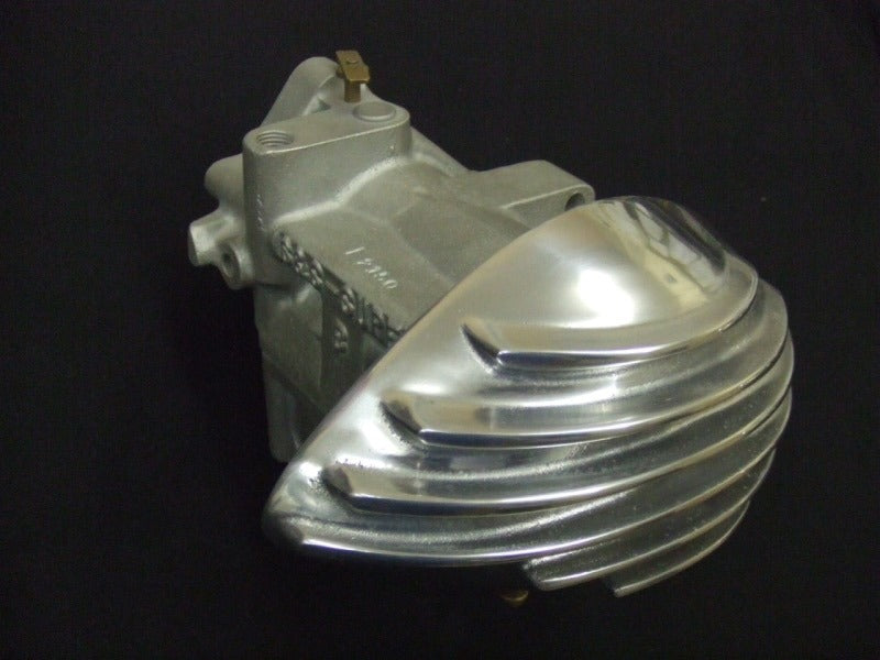 HZT115 Series Carb Cover - Fin