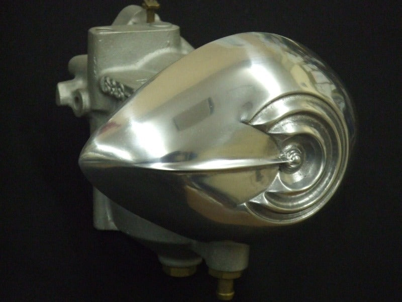 May club -【Fork】HZT115 Series Carb Cover - Arrow