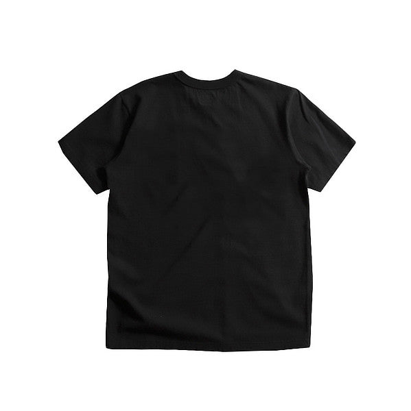 "May club -【WESTRIDE】""UNCLE CHOPPER"" TEE - BLACK"