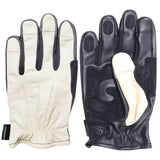SOLID REGULAR GLOVE - CREAM