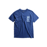 "May club -【WESTRIDE】""TRADITION CYCLE MFG"" TEE - NAVY"