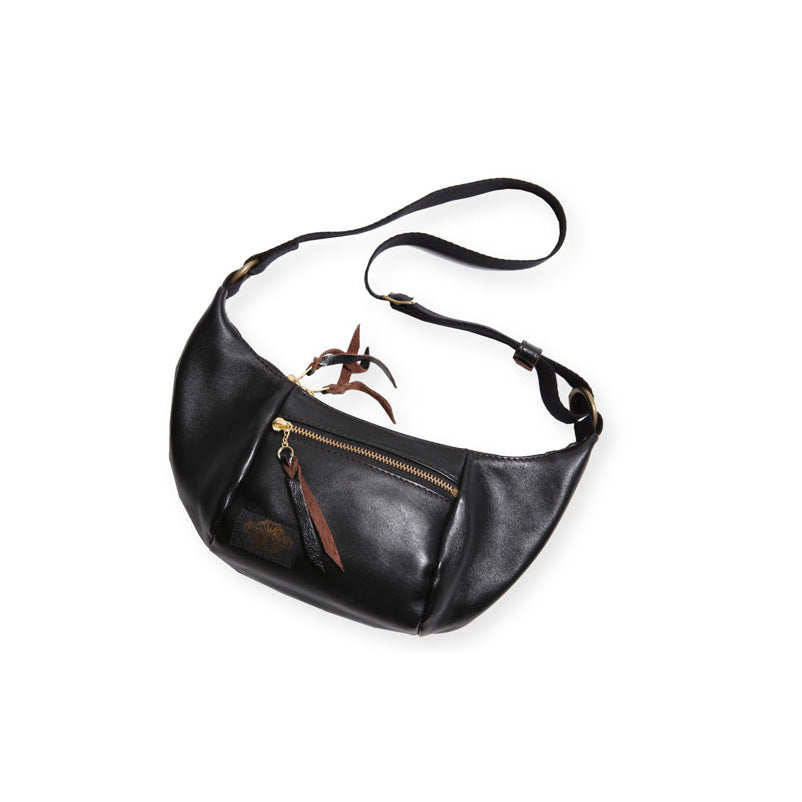 May club -【WESTRIDE】MINI SHOULDER BAG - HORSEHIDE