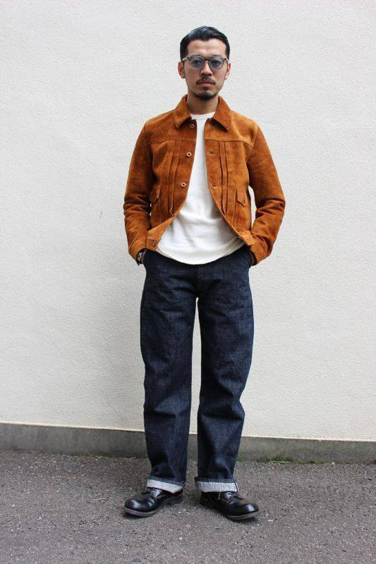 May club -【B.W.G JAPAN】B.W.G x TROPHY CLOTHING DIRT DENIM