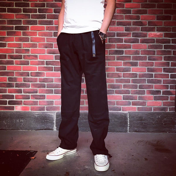 May club -【WESTRIDE】HEAVY LONG PANTS BLK