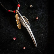 May club -【Chooke】18K GOLD FEATHER L