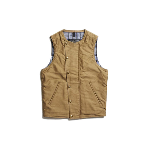 May club -【Addict Clothes】ACV-V02 ULSTER VEST - BEIGE
