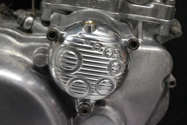 6112 Oil filter cover for SR400 / SR500 - LUXE