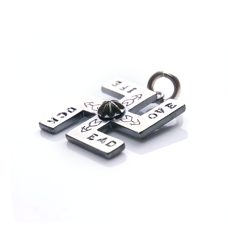 May club -【May club】Swastika Pendant