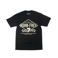 May club -【WESTRIDE】BORN FREE 7 限定紀念 Logo短T