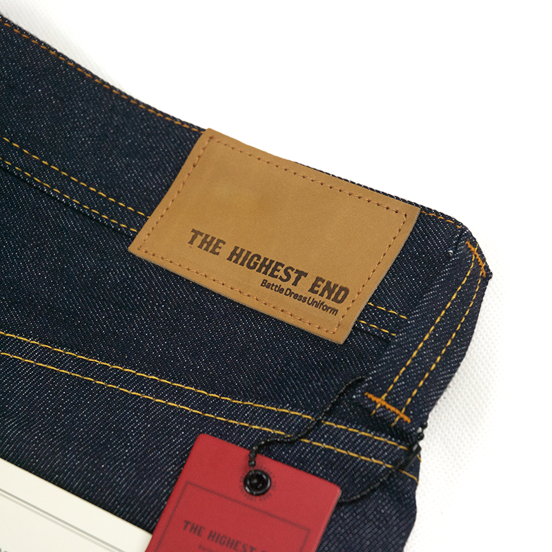 May club -【THE HIGHEST END】THE RIDERS DENIM