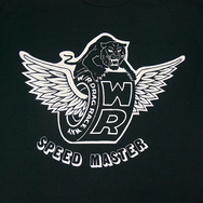 "May club -【WESTRIDE】""SPEED MASTER"" 短T"