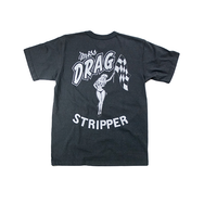 "May club -【WESTRIDE】""DRAG STRIPPER"" 短T"