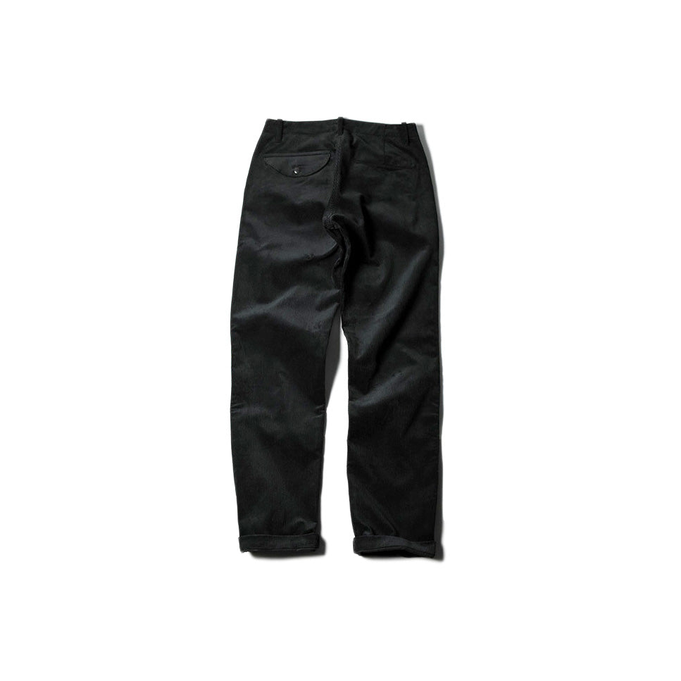 May club -【WESTRIDE】THICK RIDE PANTS - CORDS BLK