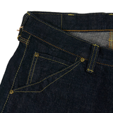 1606SW W KNEE STANDARD DIRT DENIM - May club