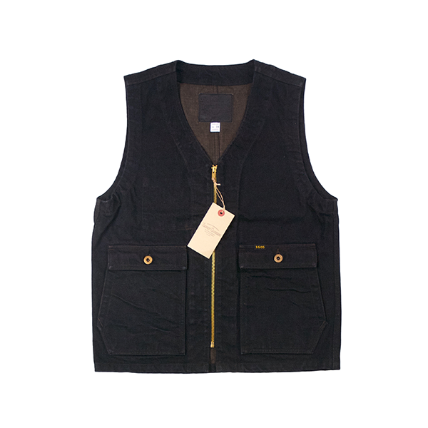 May club -【Trophy Clothing】BLACKIE VEST