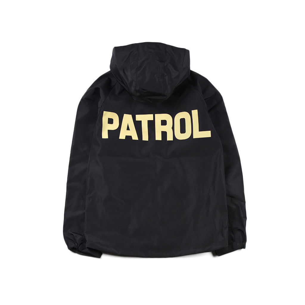 May club -【JACKSUN'S】PATROL HOODIE JACKET - BLACK