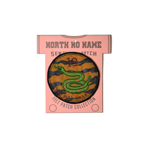 May club -【North No Name】PATCH - YOU MAD SNAKE