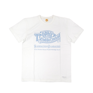 "May club -【Trophy Clothing】""INDIGO PATCH"" CREW"
