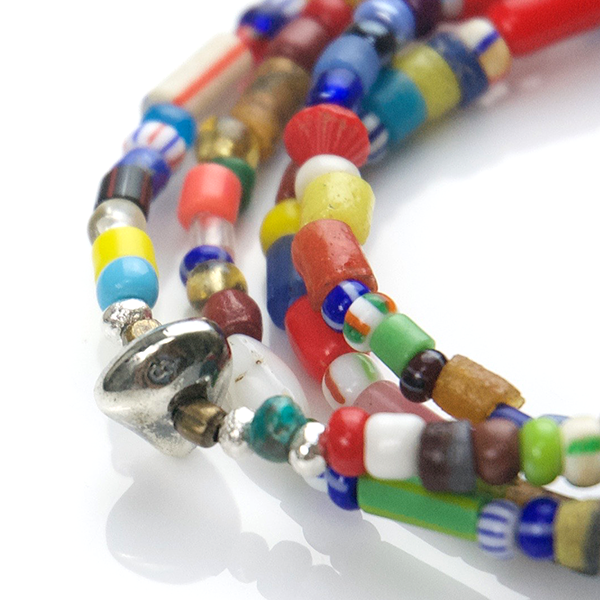 May club -【SunKu】Christmas Beads Necklace & 4Strings Bracelet