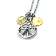 May club -【SunKu】Peace Necklace