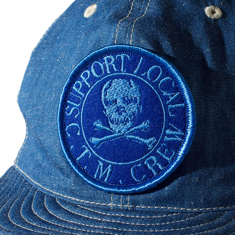 May club -【May club】MAY CLUB x CTM x BLACKBOOTS - 8th ANNIV CREW CAP