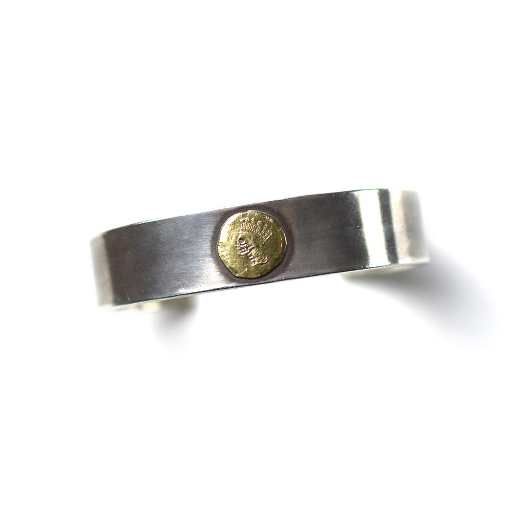 May club -【Chooke】COIN SILVER HEAVY BRACE