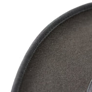"May club -【BAD QUENTIN】STETSON RABBIT FUR FELT HAT ""BRONCO"" - CHARCOAL"