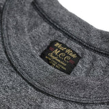 "May club -【WESTRIDE】""GLIDE MOTOR OIL"" TEE - GREY"