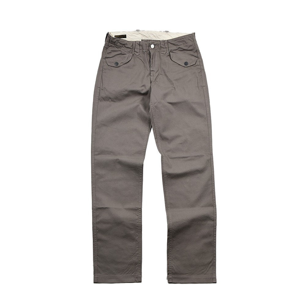 May club -【WESTRIDE】FLAP PANTS - GREY