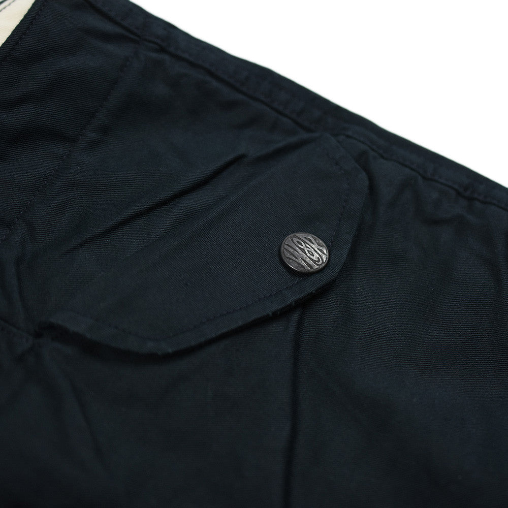 May club -【WESTRIDE】FLAP PANTS - NAVY