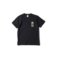 SAFETY FIRST TEE - BLACK