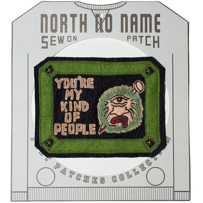 May club -【North No Name】PATCH - YOU'RE MY KIND OF PEOPLE