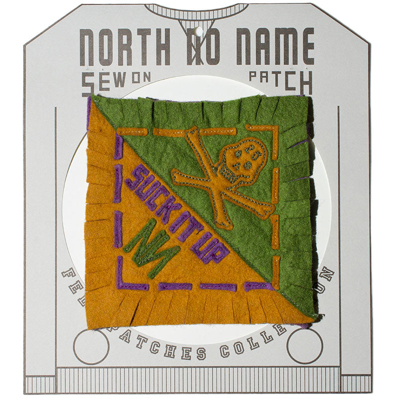 May club -【North No Name】PATCH - SUCK IT UP