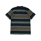 May club -【WESTRIDE】RUG JACQUARD HENLY TEE