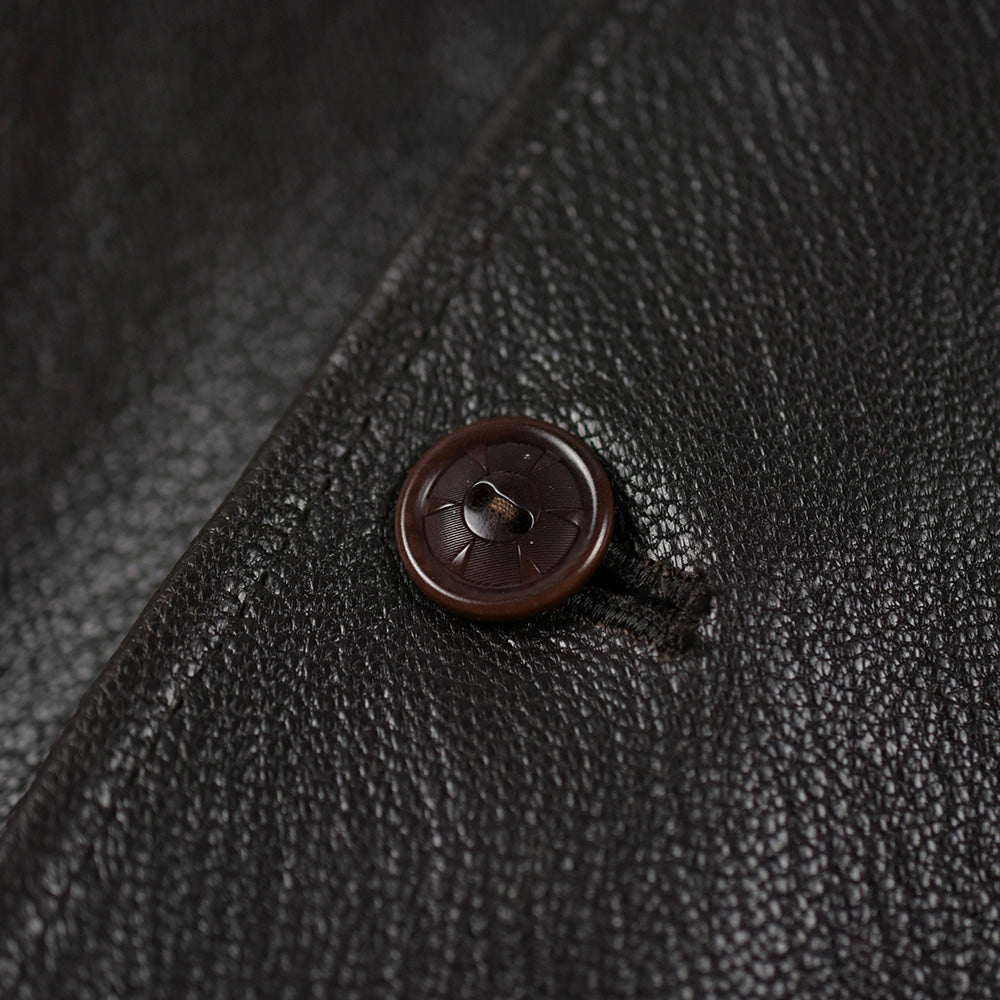 May club -【WESTRIDE】THICK RIDE TAILORED JACKET - BROWN