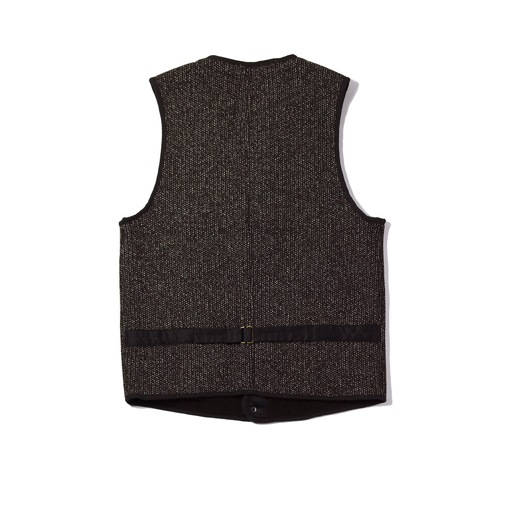 May club -【Trophy Clothing】BROWN BROWN'S VEST