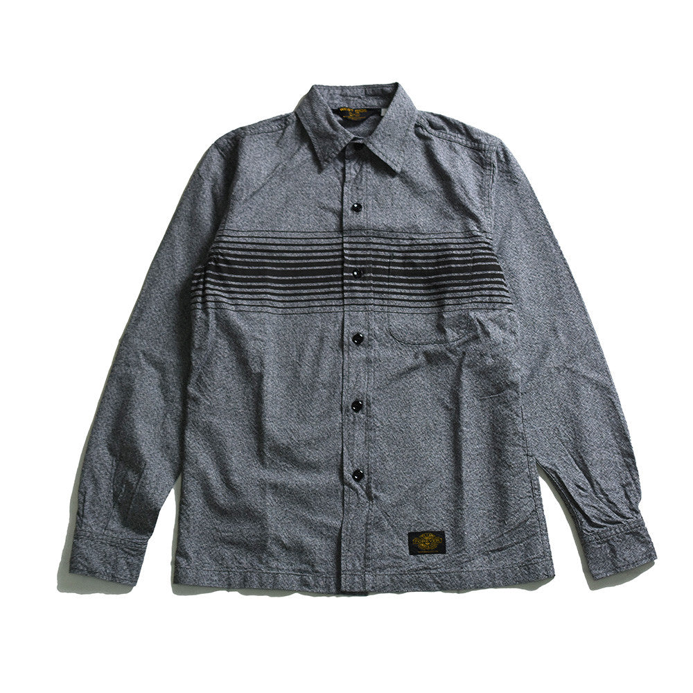 May club -【WESTRIDE】13 STAR L/S SHIRTS
