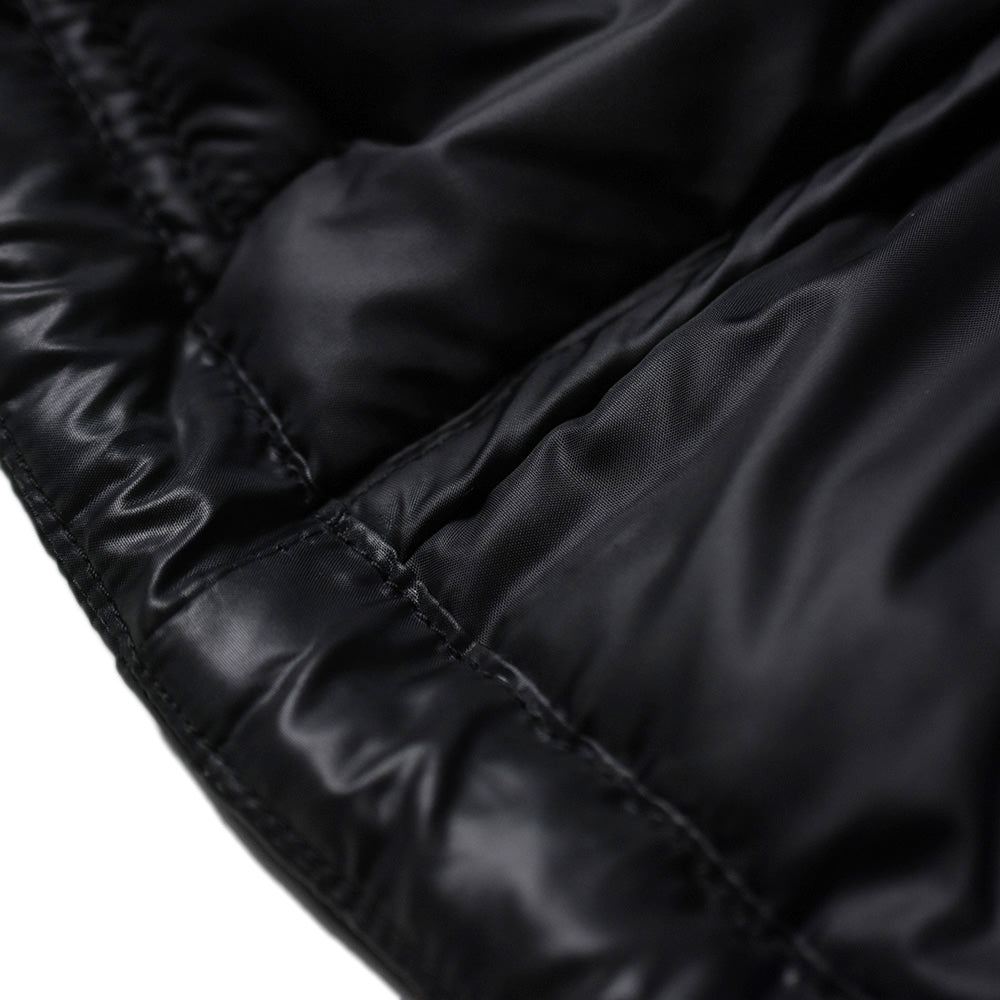 DRAG STRIP JACKET - BLACK