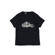 May club -【Addict Clothes】AD-CSP-03 RACER POCKET TEE - BLACK